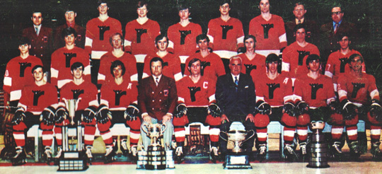 1971 - Champions - Remparts