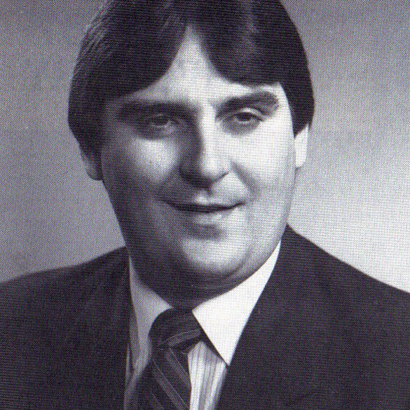 Gilles Courteau - some great builders of the QMJHL before him: <b>John Horman</b>, ... - section15__gcourteau